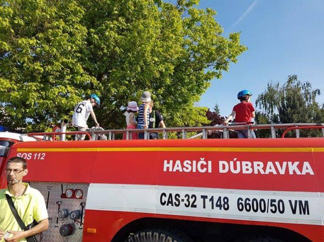 Deň detí v Dúbravke