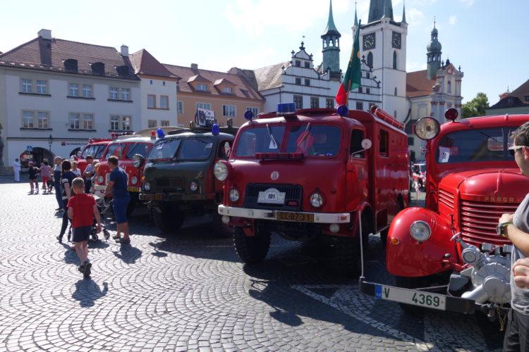 Hasičské slavnosti - Litoměřice 2017