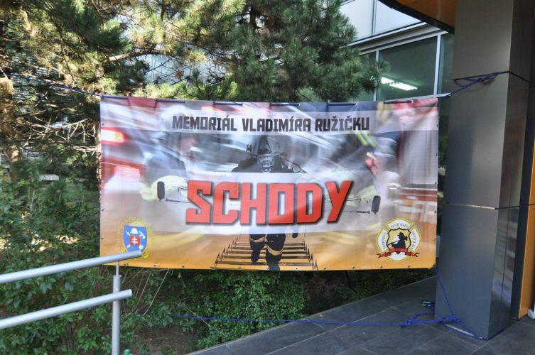 Memoriál Vladimíra Ružičku - Schody 2017
